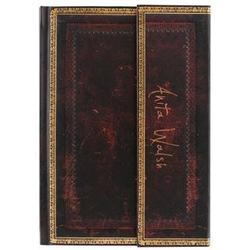 Personalized Black Moroccan Journal