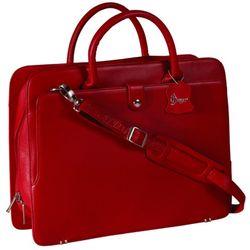 Leather Metropolitan Laptop Brief