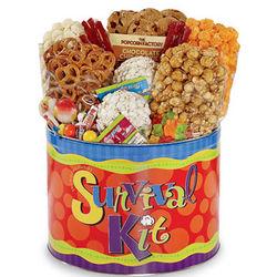 Popcorn Snack Pack Survival Kit