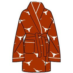 Ladies Texas All Over Print Cozy Robe