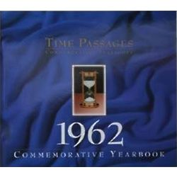 1962 Time Passages Calendar Yearbook