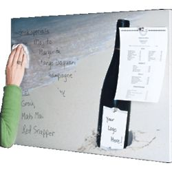 Custom Photo Magnetic Dry Erase Board in 11x14.5