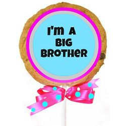I'm a Big Brother CookiePops