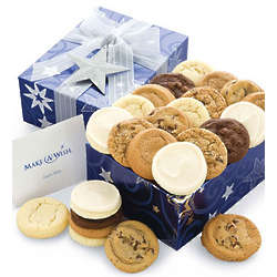 Make-A-Wish Cookie Gift Box