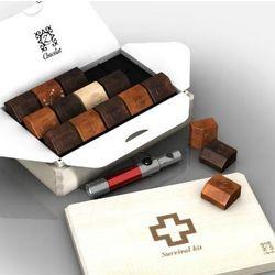 Survival Kit Sunrise French Chocolates Gift Box