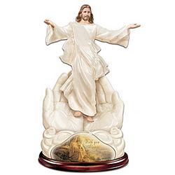 With You Always Jesus Figurine