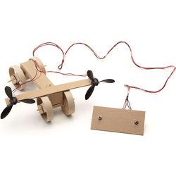 Cardboard Proptractor DIY Robot Toy