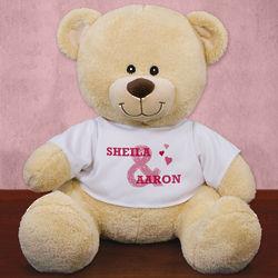 Couple's Love Teddy Bear