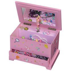 Girl's Kerri Musical Ballerina Jewelry Box