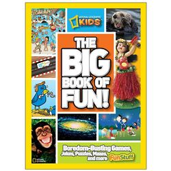 National Geographic Kid's Big Book of Fun