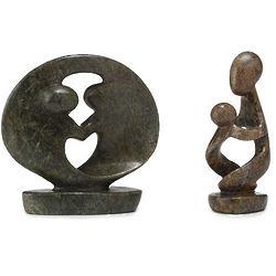 Serpentine Stone Sculpture
