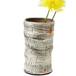 Wish Oval Vase