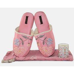 Boudoir Slippers Gift Set