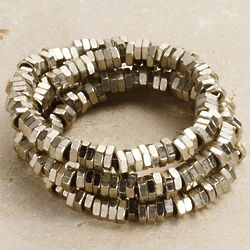Hex Nuts Bracelet