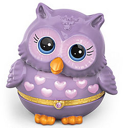 Granddaughter Owl Always Love You Music Box