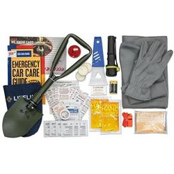 AAA Severe Weather Emergency Car Kit