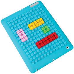Silicone Brick iPad Cover
