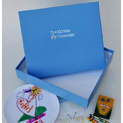 Personalized Pre-School Keepsake Box