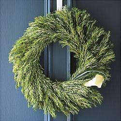 Fresh Rosemary Wreath