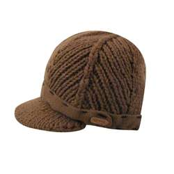 Anna Peak Pull On Hat
