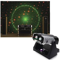 Laser Show Theater Projector