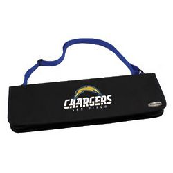 San Diego Chargers 3 Piece BBQ Tote