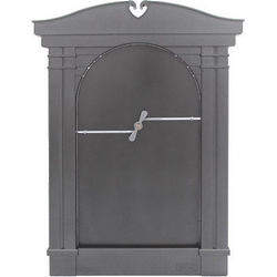 Graphite Decorative Pet Portal Frame Set
