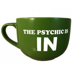 The Psychic Is In Psych Mug