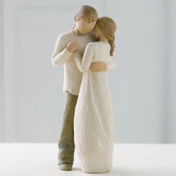 Willow Tree Promise Couple's Figurine