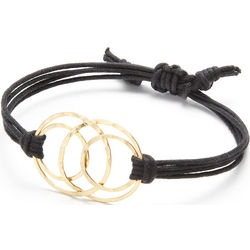 Interlocking Gratefulness Bracelet