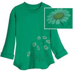 Wild Daisies Sweatshirt