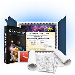 Name A Star Premium Package with Certificate and eBook
