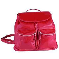 Chelsea Leather Back Pack Sling Bag