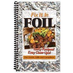 Fix It In Foil Cook Book