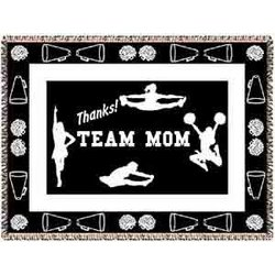 Thanks! Team Mom Cheerleading Afghan