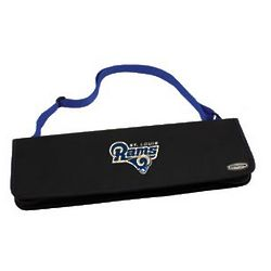 St. Louis Rams 3 Piece BBQ Tote