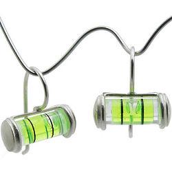 Mini Level Earrings