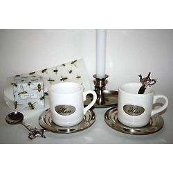 Tea Time His and Hers Gift Set