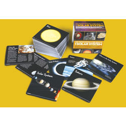 Solar System Photographic Cards