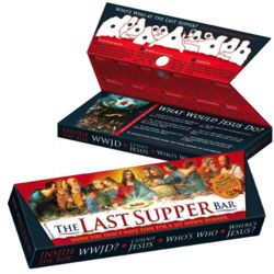 The Last Supper Game and Snacks