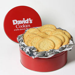 Sugar Cookies Tin