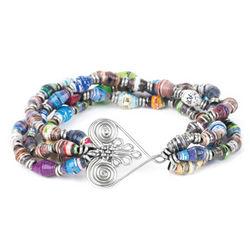 Healing Heart Stretch Bracelet