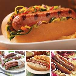 Good Times Bratwurst, Franks and Sausages Grill Pack