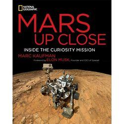 Mars Up Close Book