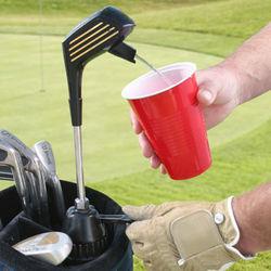 Golfers Designated Driver Beverage Dispenser