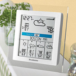 5 day wireless weather forecaster: