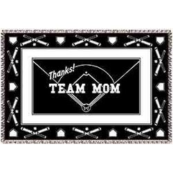 Thanks! Team Mom Baseball Afghan