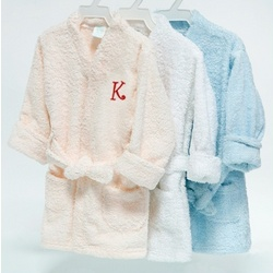 Personalized Baby Terry Bath Robe