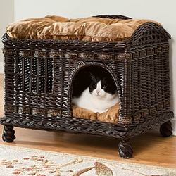 Two-Tier Cat Bed