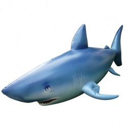 Inflatable 7-Foot Shark
